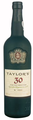 Taylor's Port, 30 Year Old Tawny, Portugal, 0,75 Ltr.-Flasche